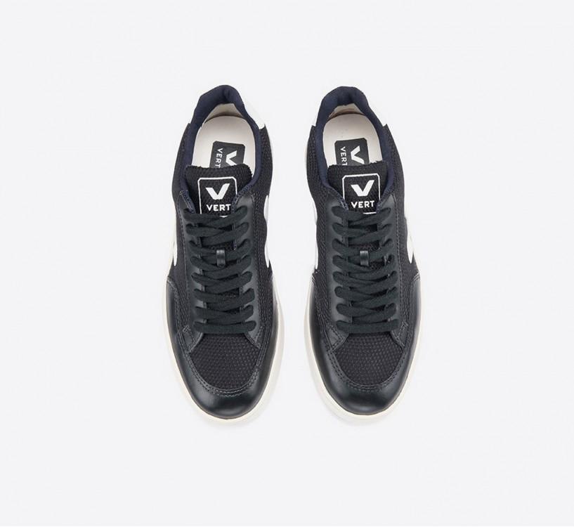 V12 B-MESH BLACK WHITE