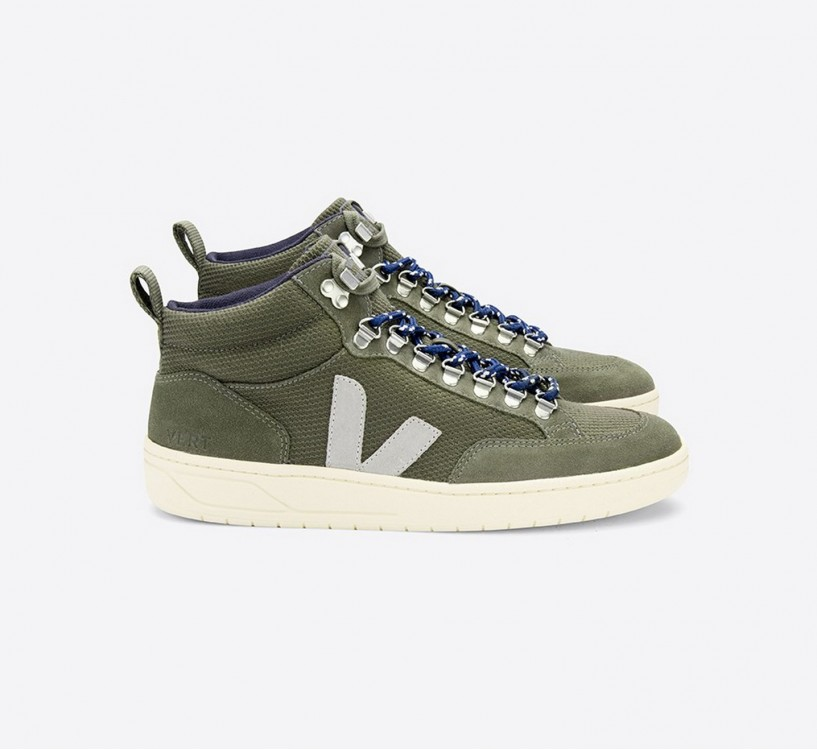 RORAIMA B-MESH OLIVE OXFORD GREY BUTTER SOLE