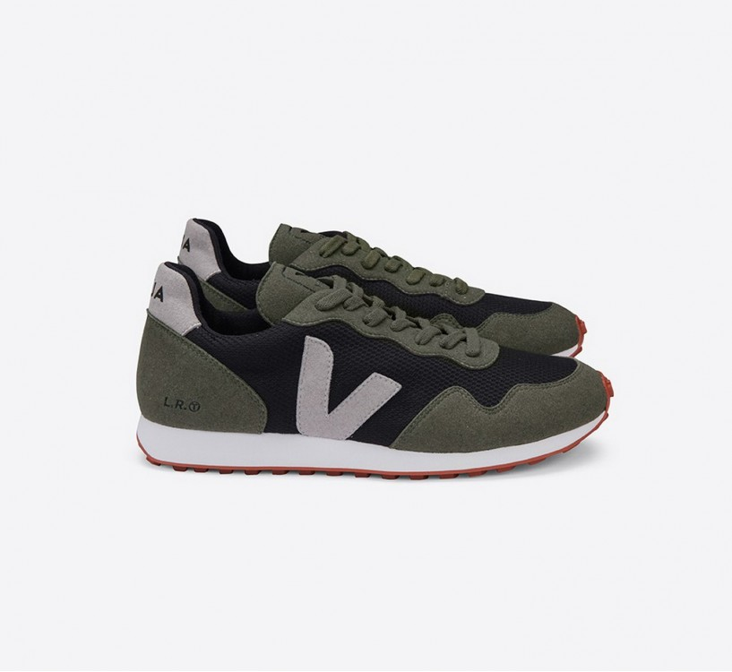 SDU REC B-MESH BLACK OXFORD GREY OLIVE