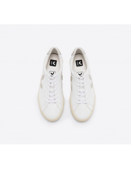 ESPLAR LOGO CHROMEFREE EXTRA WHITE NATURAL BUTTER SOLE