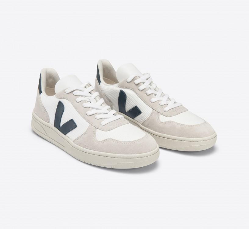 V10 B-MESH WHITE NAUTICO